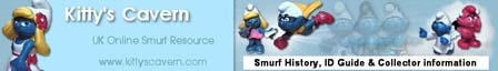 Kitty's Cavern Smurf Shop